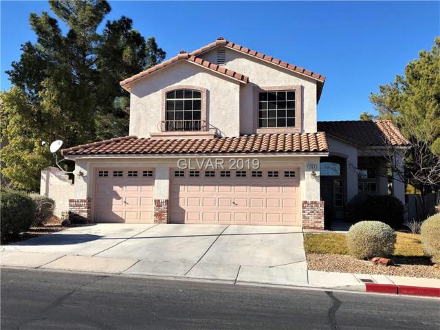 265 Canyon Spirit, Henderson, NV 89012 (MLS #2060425) :: The Snyder Group at Keller Williams Marketplace One