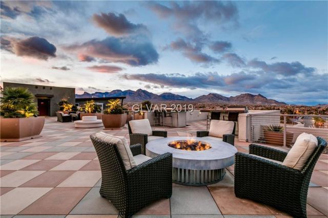 11441 Allerton Park #212, Las Vegas, NV 89135 (MLS #2060612) :: Sennes Squier Realty Group