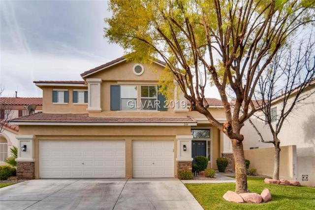280 New River, Henderson, NV 89052 (MLS #2060685) :: The Snyder Group at Keller Williams Marketplace One