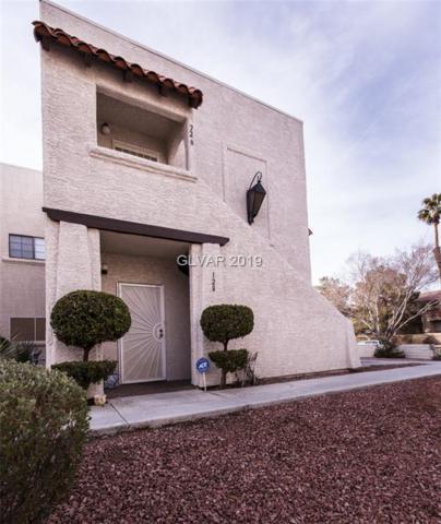 101 Luna #128, Las Vegas, NV 89145 (MLS #2060786) :: Trish Nash Team