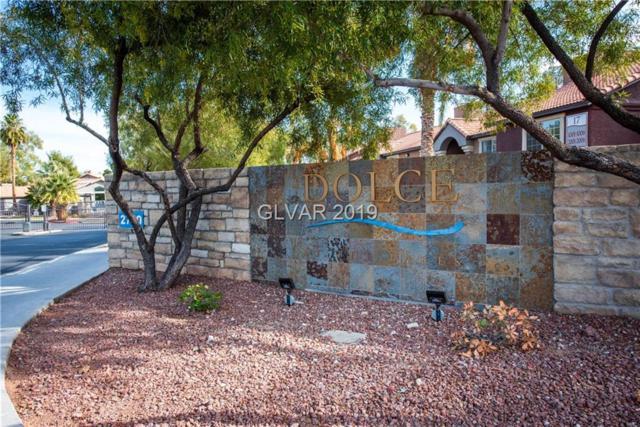 2750 Durango #1012, Las Vegas, NV 89117 (MLS #2060846) :: Vestuto Realty Group