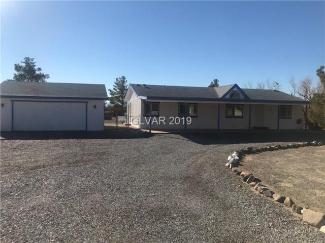 891 W Jarvis, Pahrump, NV 89048 (MLS #2060923) :: Capstone Real Estate Network