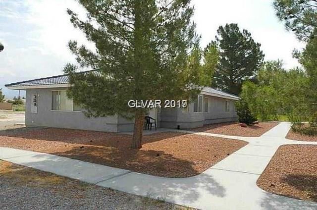 2781 S Spy Glass, Pahrump, NV 89048 (MLS #2060937) :: ERA Brokers Consolidated / Sherman Group