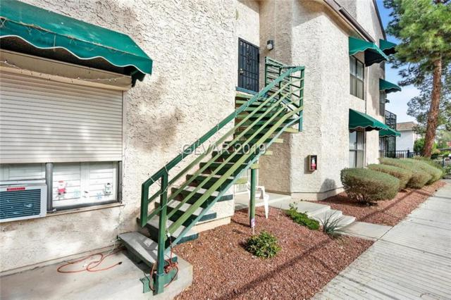 540 Elm #202, Las Vegas, NV 89169 (MLS #2060939) :: Trish Nash Team