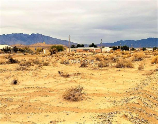 4201 S Crane, Pahrump, NV 89048 (MLS #2060996) :: Trish Nash Team