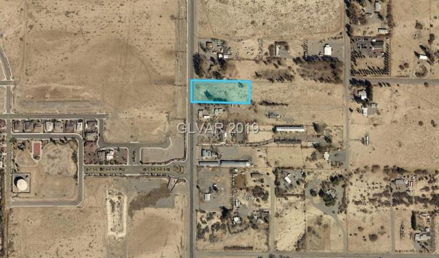 6391 S Homestead, Pahrump, NV 89048 (MLS #2061003) :: The Snyder Group at Keller Williams Marketplace One