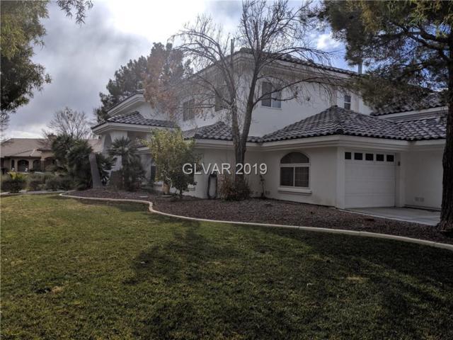345 E Ford Avenue, Las Vegas, NV 89123 (MLS #2061030) :: Billy OKeefe | Berkshire Hathaway HomeServices