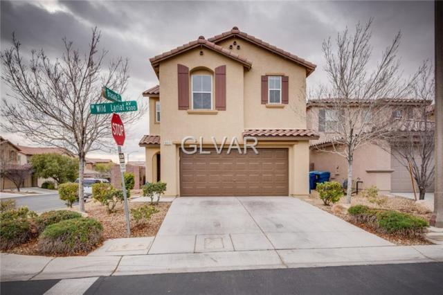 9313 Wild Lariat, Las Vegas, NV 89178 (MLS #2061033) :: ERA Brokers Consolidated / Sherman Group