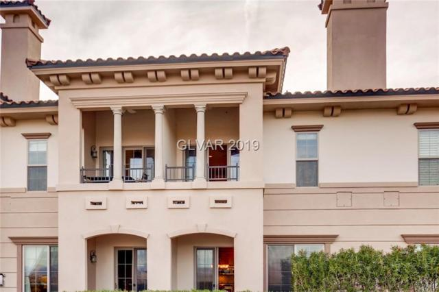 20 Via Visione #104, Henderson, NV 89011 (MLS #2061036) :: Vestuto Realty Group