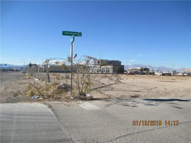 W. Sunset Rd & Rainbow Blvd, Las Vegas, NV 89118 (MLS #2061347) :: Trish Nash Team
