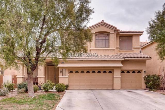 10832 Vineyard Pass, Las Vegas, NV 89141 (MLS #2061356) :: Sennes Squier Realty Group