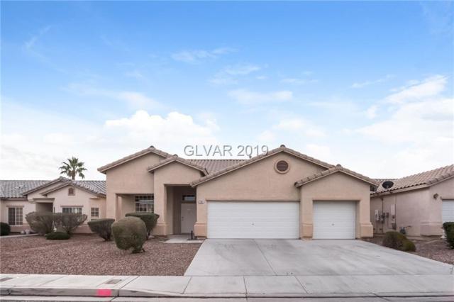 2101 Island Dreams, North Las Vegas, NV 89031 (MLS #2061381) :: Vestuto Realty Group