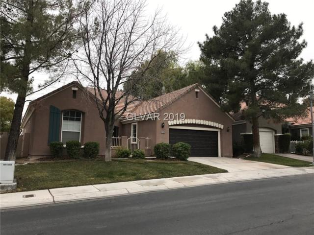 9833 Miss Peach, Las Vegas, NV 89145 (MLS #2061421) :: The Snyder Group at Keller Williams Marketplace One