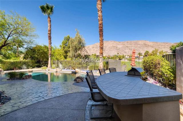 2695 Grassy Spring, Las Vegas, NV 89135 (MLS #2061467) :: The Snyder Group at Keller Williams Marketplace One