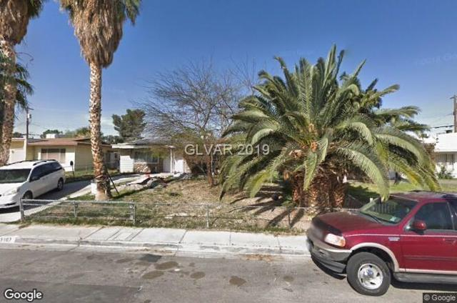 3167 Palmdale, Las Vegas, NV 89121 (MLS #2061479) :: The Snyder Group at Keller Williams Marketplace One