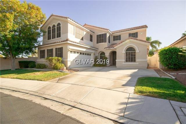 294 New River, Henderson, NV 89052 (MLS #2061503) :: The Snyder Group at Keller Williams Marketplace One