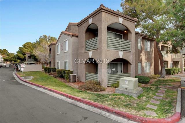 2110 Sealion #201, Las Vegas, NV 89128 (MLS #2061506) :: The Snyder Group at Keller Williams Marketplace One