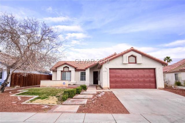2316 Knoll Crest, North Las Vegas, NV 89032 (MLS #2061516) :: Sennes Squier Realty Group