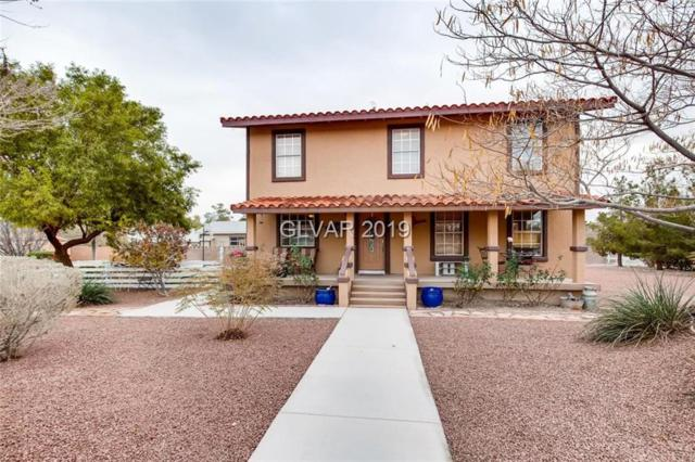 7701 Cowboy, Las Vegas, NV 89131 (MLS #2061576) :: The Snyder Group at Keller Williams Marketplace One