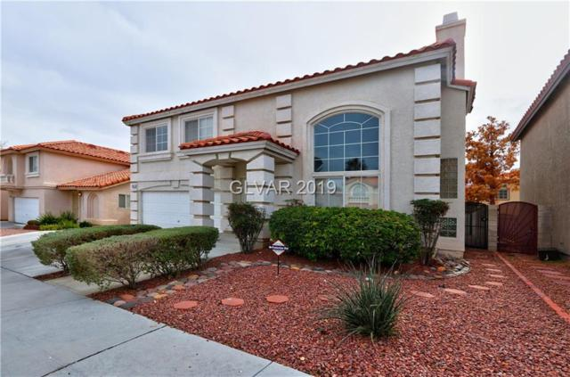 8777 Country View, Las Vegas, NV 89129 (MLS #2061671) :: The Snyder Group at Keller Williams Marketplace One