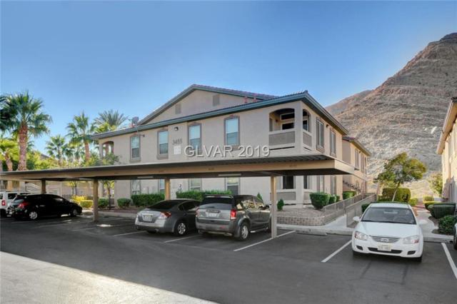 3455 Cactus Shadow #102, Las Vegas, NV 89129 (MLS #2061673) :: The Snyder Group at Keller Williams Marketplace One