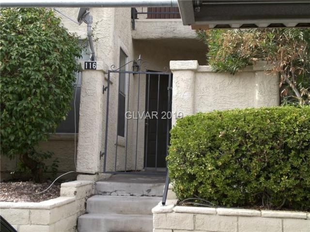 3605 Melonies #116, Las Vegas, NV 89103 (MLS #2061678) :: Sennes Squier Realty Group