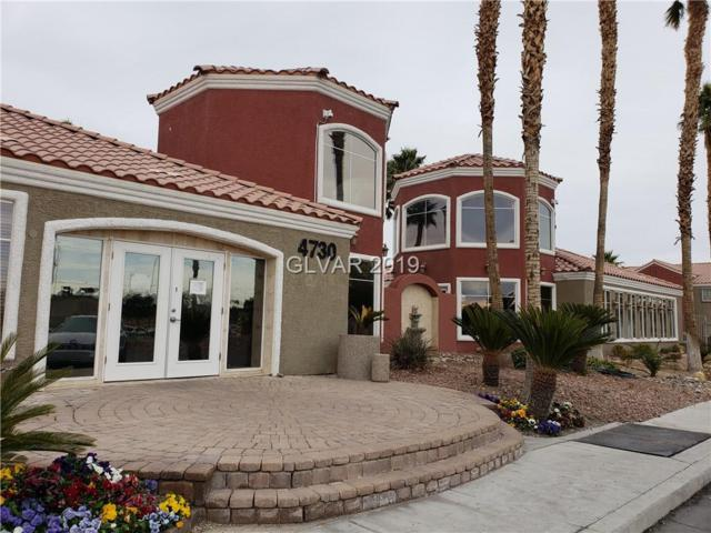 4730 E Craig #1155, Las Vegas, NV 89115 (MLS #2061848) :: The Snyder Group at Keller Williams Marketplace One