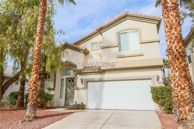310 Tayman Park, Las Vegas, NV 89148 (MLS #2061873) :: ERA Brokers Consolidated / Sherman Group