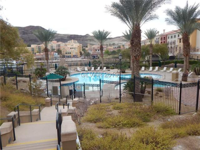 29 Montelago #305, Henderson, NV 89011 (MLS #2061899) :: Sennes Squier Realty Group
