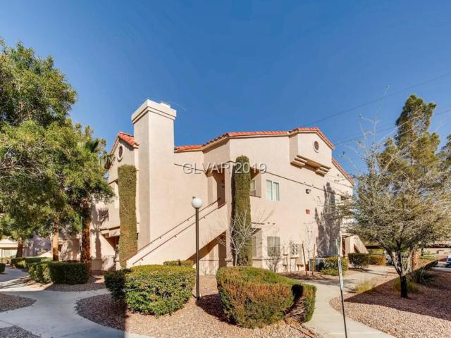 5225 W Reno #129, Las Vegas, NV 89118 (MLS #2062040) :: Trish Nash Team
