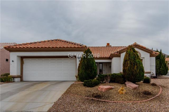 2517 Crooked Corner, Las Vegas, NV 89134 (MLS #2062058) :: The Snyder Group at Keller Williams Marketplace One