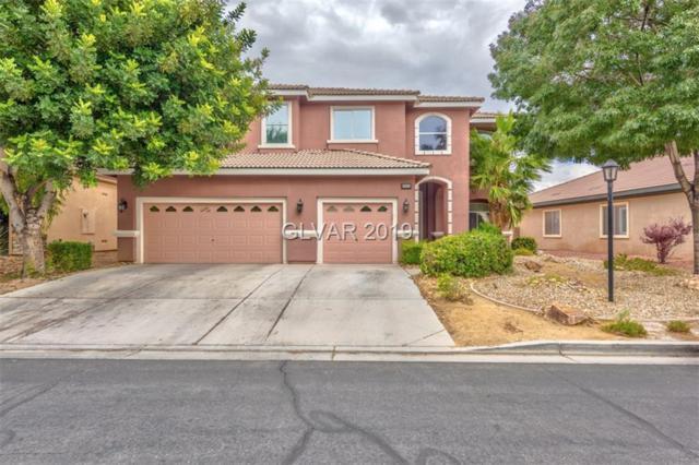 8094 Villa Cano, Las Vegas, NV 89131 (MLS #2062098) :: Vestuto Realty Group