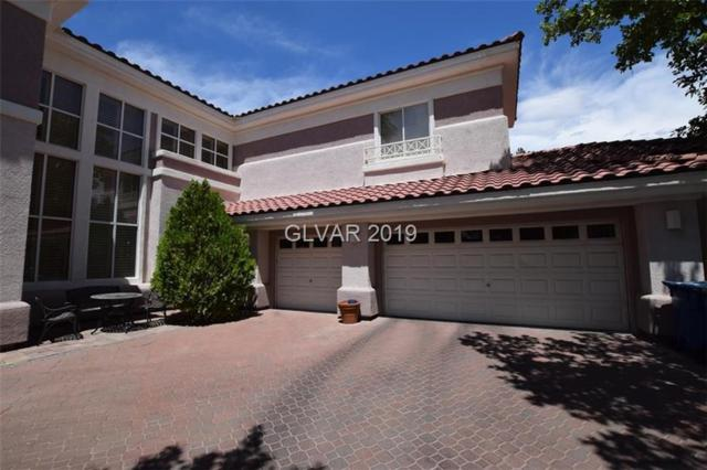 1701 Glenview, Las Vegas, NV 89134 (MLS #2062102) :: The Snyder Group at Keller Williams Marketplace One