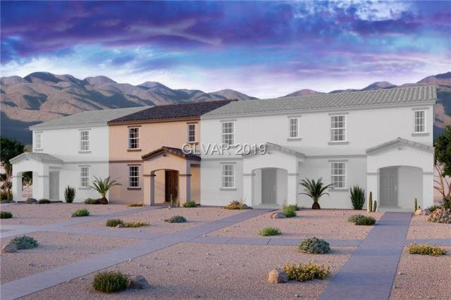 4636 Woolcomber Lot 441, Las Vegas, NV 89115 (MLS #2062127) :: The Snyder Group at Keller Williams Marketplace One
