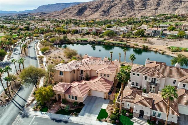 2453 Calico Creek, Las Vegas, NV 89135 (MLS #2062213) :: The Snyder Group at Keller Williams Marketplace One