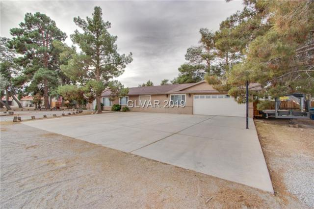 5681 Rowland, Las Vegas, NV 89130 (MLS #2062265) :: Trish Nash Team