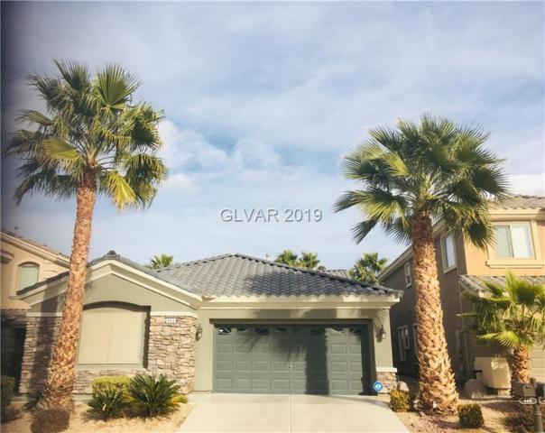 488 First On, Las Vegas, NV 89148 (MLS #2062304) :: Vestuto Realty Group
