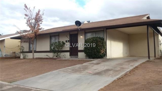 4725 Sunny Brook, Las Vegas, NV 89110 (MLS #2062310) :: The Snyder Group at Keller Williams Marketplace One