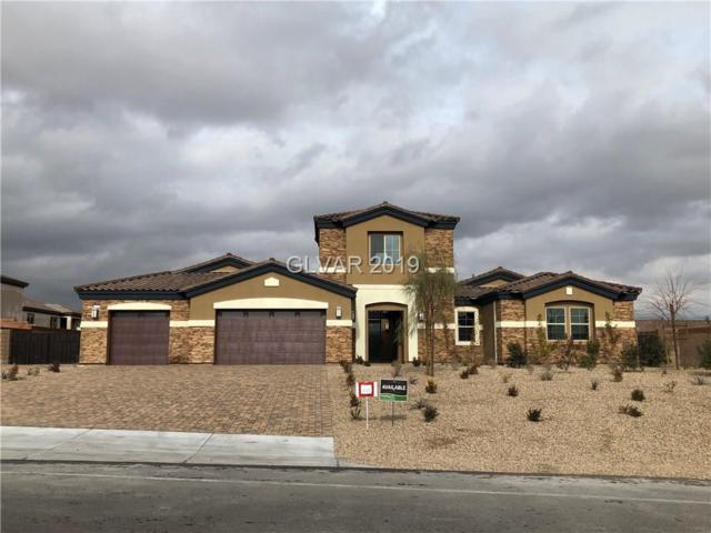 10320 El Campo Grande #1, Las Vegas, NV 89149 (MLS #2062435) :: Vestuto Realty Group