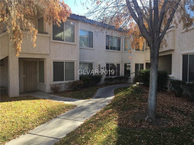 3075 Casey #102, Las Vegas, NV 89120 (MLS #2062463) :: The Snyder Group at Keller Williams Marketplace One