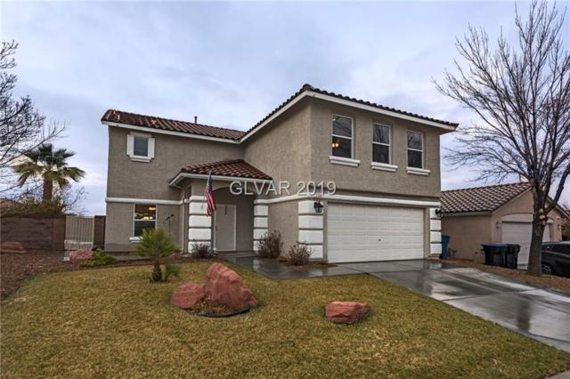 230 Patti Ann Woods, Henderson, NV 89002 (MLS #2062466) :: The Snyder Group at Keller Williams Marketplace One