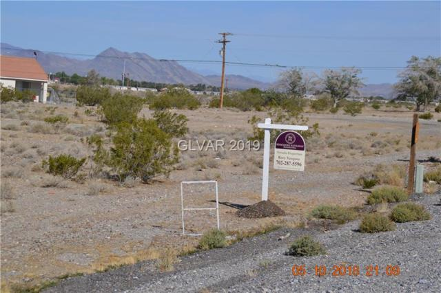 1940 S Nevada, Pahrump, NV 89128 (MLS #2062627) :: Trish Nash Team