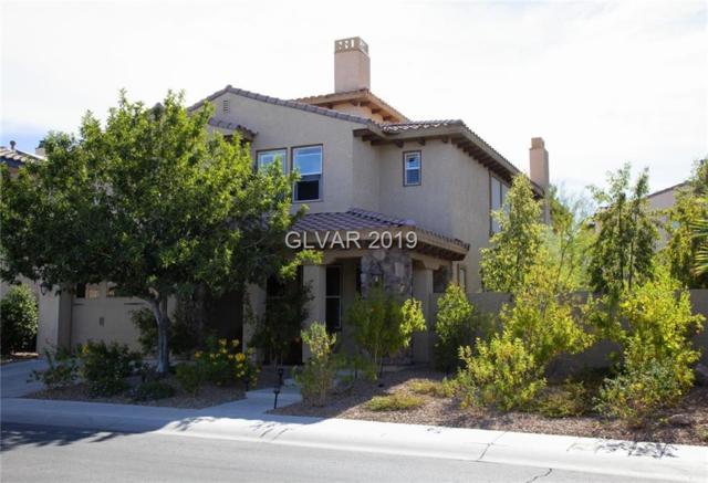 523 Via Garofano, Henderson, NV 89011 (MLS #2062630) :: Trish Nash Team