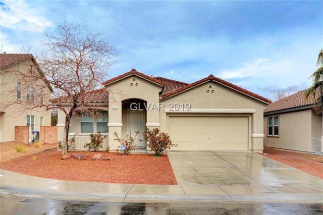2312 Saddlebill, North Las Vegas, NV 89084 (MLS #2062638) :: Signature Real Estate Group
