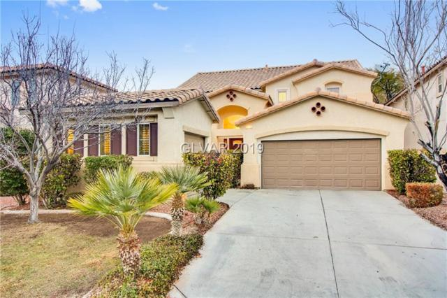 1676 Ravanusa, Henderson, NV 89052 (MLS #2062723) :: Signature Real Estate Group