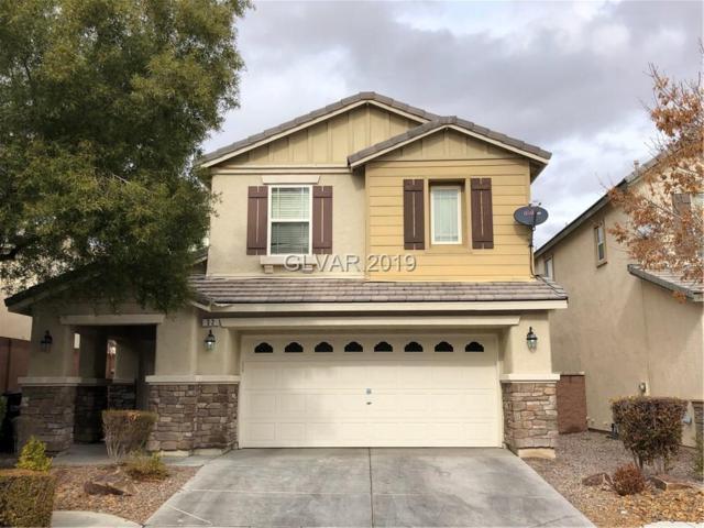 32 Focal Point, North Las Vegas, NV 89031 (MLS #2062757) :: Vestuto Realty Group