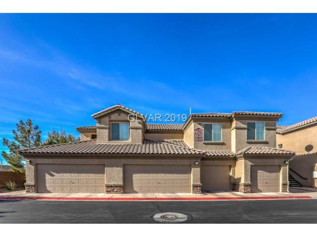6625 Abruzzi #101, North Las Vegas, NV 89084 (MLS #2062791) :: Vestuto Realty Group