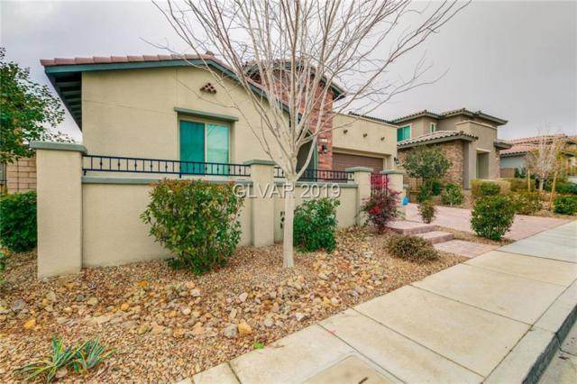 273 Castellari, Las Vegas, NV 89138 (MLS #2062802) :: ERA Brokers Consolidated / Sherman Group