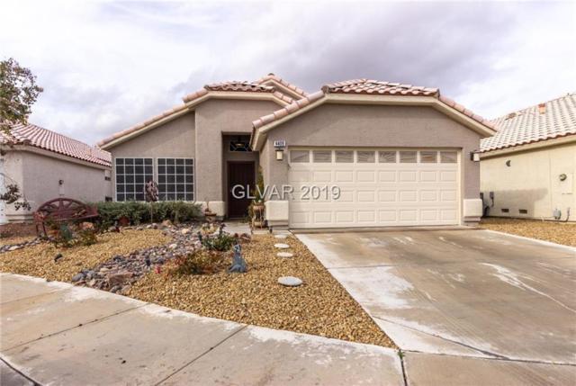 4409 Sandhorse, Las Vegas, NV 89130 (MLS #2062847) :: The Snyder Group at Keller Williams Marketplace One