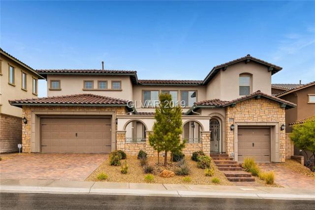 12236 Valentia Hills, Las Vegas, NV 89138 (MLS #2062859) :: Trish Nash Team